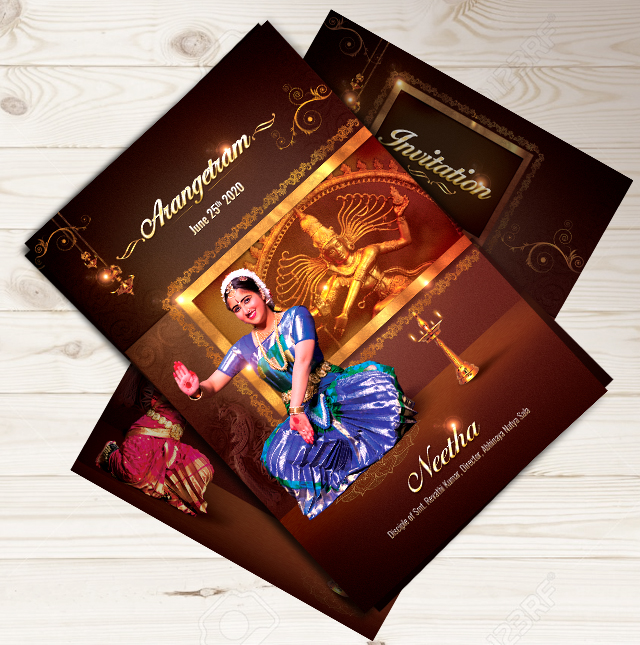 arangetram invitation wording