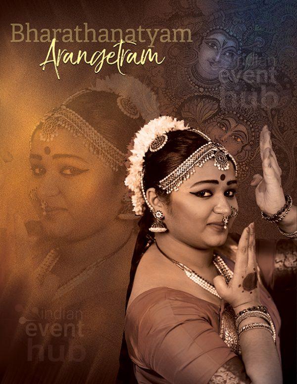 Posters for Arangetram